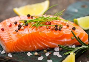 8 Kiểu cắt thái cá hồi cơ bản