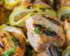 Bạn đã thử qua món cá hồi xiên nướng?