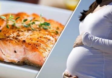 Mẹ bầu có nên ăn cá hồi không?